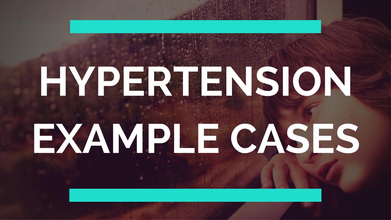 hypertension-cases